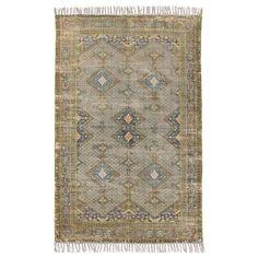 Teppiche werden oft unterschätzt, weil sie Gehäuse wirklich komplett zu machen! Dieser robuste Teppich HK-living ist aus Baumwolle. Der Teppich ist im Wohnzim