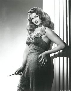 Rita Hayworth in Down to Earth