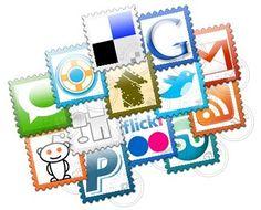 Las 40 redes sociales más populares