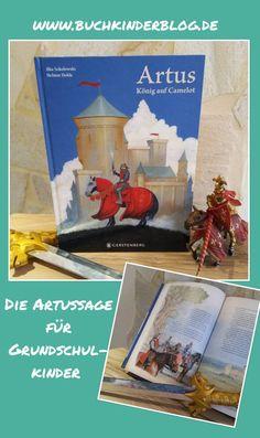 """Artus. König auf Camelot"" – Ilka Sokolowski, Helmut Dohle – Buchkinderblog Merlin, Die Nebel Von Avalon, Painting, Art, Victorious, Jackdaw, Battle, Reading, Kunst"