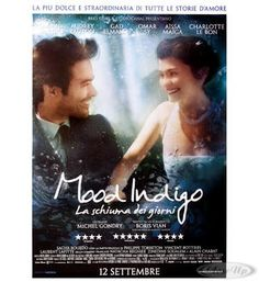 Mood Indigo Poster Italien Movie Poster.  Available on http://www.closeup.de
