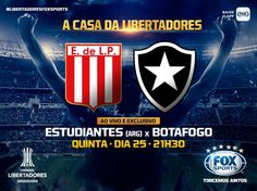 Blog do FelipaoBfr: Botafogo visita o Estudiantes buscando o primeiro ...