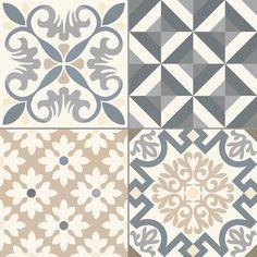 heritage-grey-gayafores-03 Ceramic Texture, Tiles Texture, Floor Patterns, Tile Patterns, Ceramica Exterior, Line Art Flowers, Turkish Pattern, Spanish Tile, Tile Art