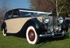 1940s vintage Rolls Royce