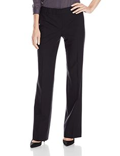 Jones New York Womens Washable Wool Flat Front Pant JBlack 2 >>> Read more  at the image link. (This is an Amazon affiliate link and I receive a commission for the sales and I receive a commission for the sales)