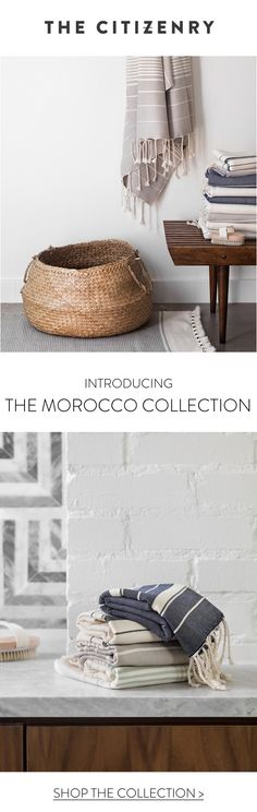 Meet our most exotic and elegant collection yet: Morocco.