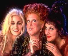 Famous Witches: Our Favorite Witches in Hollywood on Tv and Movies ...