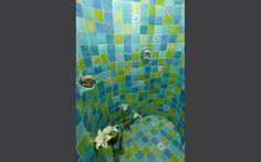 Douche à l'italienne atoll