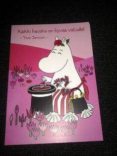 Postikorttirinki #1 Marraskuu 2014 Tove Jansson, Snoopy, Cover, Books, Fictional Characters, Art, Art Background, Libros, Book