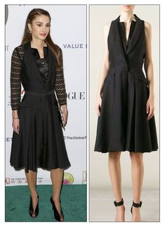 Queen Rania wearing an Alexander McQueen dress, New York, September 2015