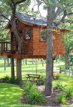 Spa Treehouse