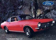 11953 - FORD - Maverick 1973 - Super Luxo - Acabamento e economi