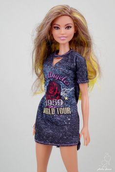 1216041b895 fashionistas barbie doll rockstar glam Made To Move Barbie