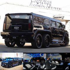 Hummer Cars, Hummer Truck, Luxury Car Brands, Top Luxury Cars, Diesel Pickup Trucks, Lifted Ford Trucks, Prevost Coach, Lexus Suv, Luxury Van