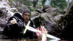 The legend of King Arthur has never been more stylized or strange than it was in John Boorman's Excalibur.