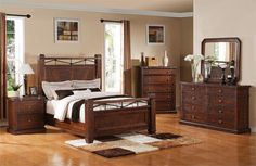 Castlegate Bedroom Collection