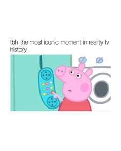 And Peppa is immediately like: People Are Making Memes Of A Pissed-Off Peppa Pig And It Is Too Damn Funny Really Funny Memes, Crazy Funny Memes, Funny Video Memes, Stupid Memes, Funny Relatable Memes, Haha Funny, Hilarious, Best Funny Jokes, Peppa Pig Funny