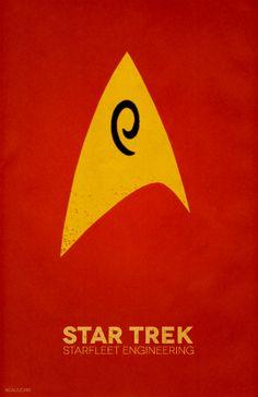 mothafucka, I am wearing my Starfleet engineering shirt as I type this.