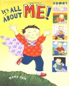 by Nancy Cote. A little boy is upset and jealous when his baby brother is born, but his parents reassure him that he is still special. Find this under E COT. All About Me Preschool, All About Me Activities, Toddler Preschool, Classroom Crafts, Preschool Crafts, All About Me Book, Before Kindergarten, Welcome To School, I Am Special