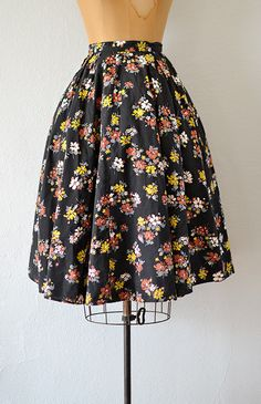 Vintage Skirts | Vintage Clothing and Vintage Skirts from the 1950s