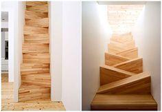 unusual stairs design