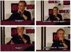 tom felton interview funny - Google Search