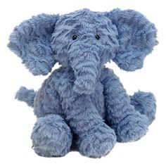 Buy Jellycat Fuddlewuddle Elephant, Medium Online at johnlewis.com