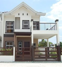 Filipino Architect Contractor 2-Storey House Design Philippines ...