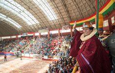 #Bolivia Informa: #Evo: La derecha en #Brasil busca que nunca mas un obrero sea presidente - #Política