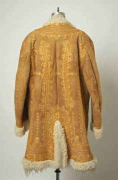 An old Afghan coat!