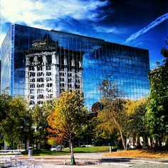 Walk through Rosa Parks circle as it's the central hub of activity in Grand Rapids, there's always something to see