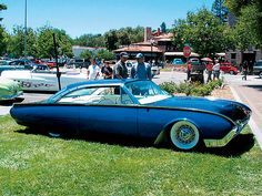 62 Thunderbird with starliner top