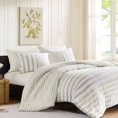 product image for INK+IVY Sutton Duvet Cover Set