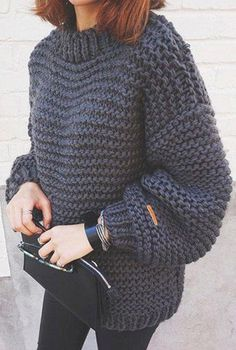 Зима близко: 5 лайфхаков для тех, кто хочет найти самый крутой свитер | Журнал Cosmopolitan