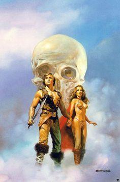 Boris Vallejo | 1978 | Fantasy art | Illustrator