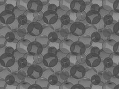 """Seamless Pattern Template """"Blow the bubles"""" by Alisa Overland: bubbles, circles, round, COLOURlovers, CC-BY-NC-SA, design."""