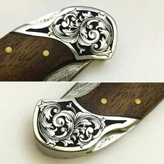 Engraved Knife, Hand Engraving, Weapons, Ornament, Tableware, Weapons Guns, Guns, Decoration, Dinnerware
