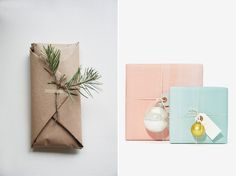 14 Gift Wrapping Ideas - TRINE'S WARDROBE