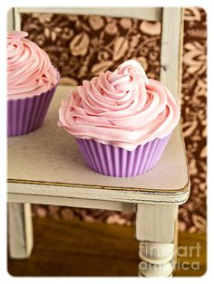 http://pixels.com/featured/1-pink-cupcakes-edward-fielding.html #cupcakes