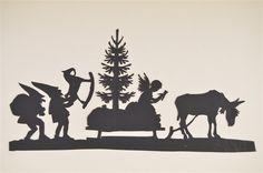 Die 1638 Besten Bilder Von Scherenschnitt Papercutting Silhouette