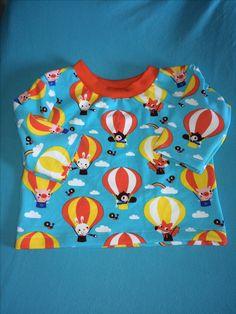 Newborn long sleeve t-shirt #butterickpatterns @atelier47 Petra H