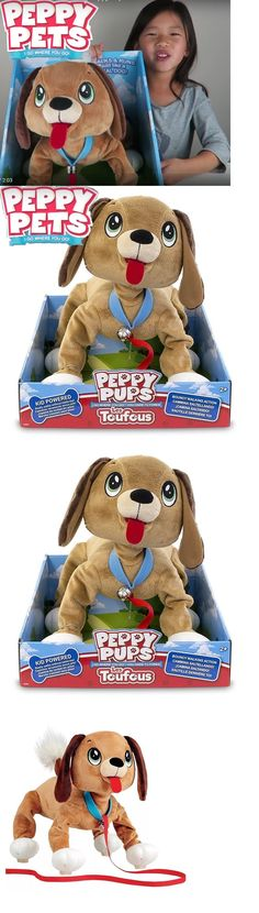 Vintage Pound Puppy Brown Pound Puppy Reddish Brown Pound Puppy - Dog obsessed with stuffed santa toy gets to meet her idol in real life