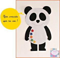 Kit festa | Aniversário SALVADOR | 1 Aninho  Panda crescido com 60 cm de altura…