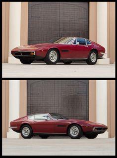 1971 Maserati Ghibli SS