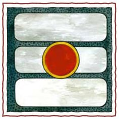 Tripundra is a Saivite's great mark, three stripes of white vibhuti on the brow. This holy ash signifies purity and the burning away of anava, karma and maya. The bindu, or dot, at the third eye quickens spiritual insight. Image courtesy the Himalayan Academy