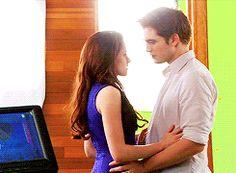 "Twilight  ""We're the same temperature now""#TwilightMarathon oh yeah!"