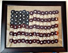 Great gift for your patriotic family or friend. picture country yoyo patriotic flag framed by TiedToPerfectionNH