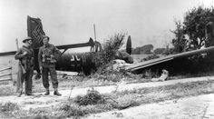Ju 87B-2 T6+HL of 3/StG2 fared better than others brought down by No 601 Squadron RAF after the raid on RAF Tangmere on 16 August 1940. Shot up by F/O Michael D Doulton over Selsey Bill at 13.00, the dive bomber careered across the Church Norton to Selsey Road, ripping of the undercarriage legs before coming to a halt in a roadside hedge. It was reported that the wounded wireless operator/air gunner had a US Stars and Stripes flag in his possession, when taken into captivity.