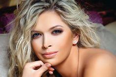 Una dintre cele mai de succes f - georgetaq Beauty Secrets, Health And Beauty, The Secret, Glamour, Celebrities, Hair Styles, Model, Ms, Makeup