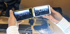 Pantalla del Nokia Lumia 920 frente a la del Galaxy S3 http://www.aplicacionesnokia.es/pantalla-del-nokia-lumia-920-frente-a-la-del-galaxy-s3/